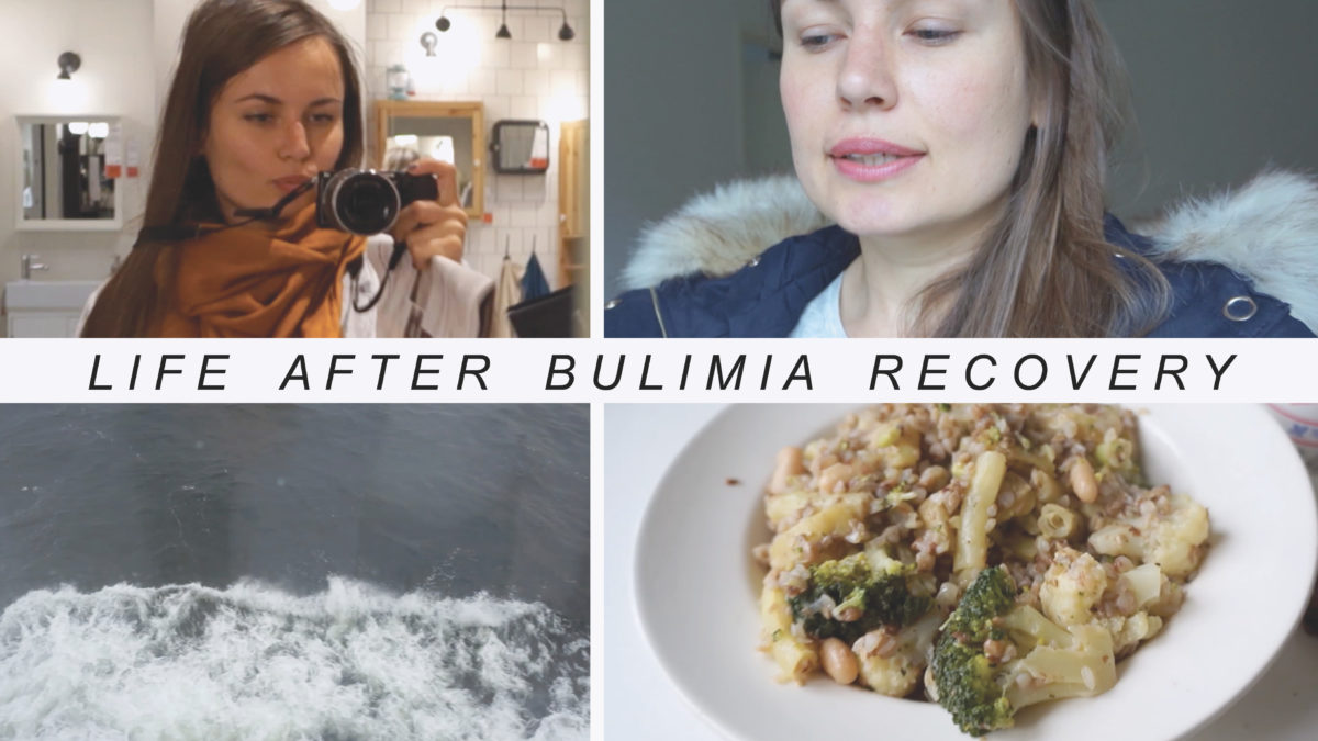 daily life after bulimia