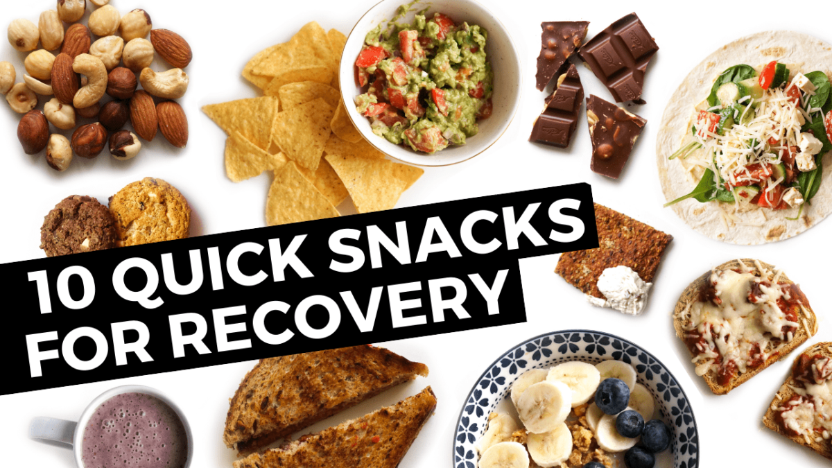 snack ideas for eating disorder recovery