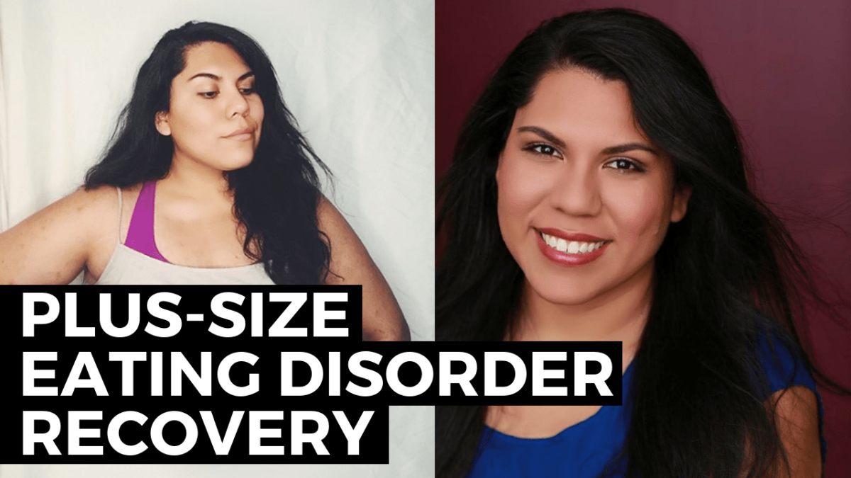 plus size eating disorder recovery