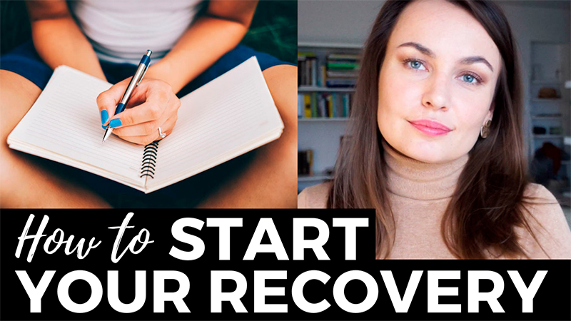 how to start your recovery this year
