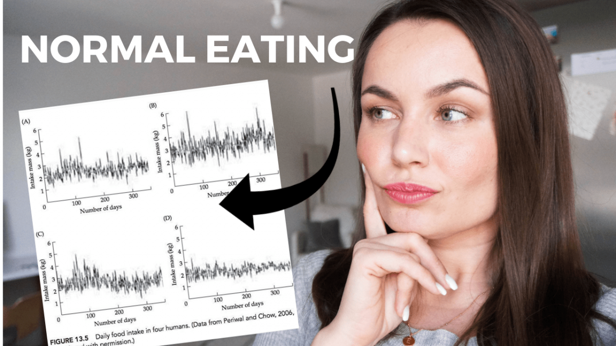 fluctuating normal hunger cues