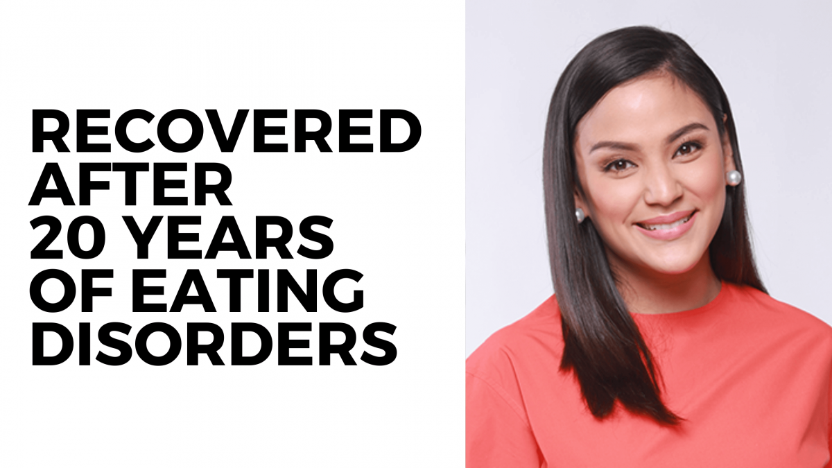 jerika ejercito eating disorder recovery